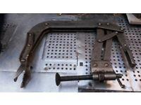Elora 230 spring valve compressor