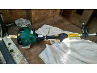 Petrol strimmer as new condition