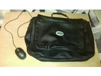 Turtle wax laptop bag (includes FREE mouse)