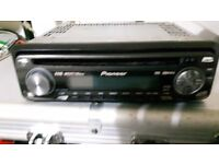 PIONEER CAR RADIO FM/CD MODEL4700MPB