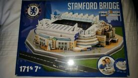 Build your own 3d Stamford bridge