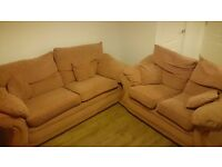 FREE 2 and 3 seater sofa