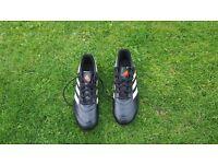 Adidas mens football boots size 9