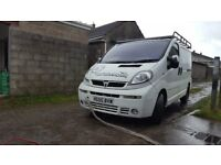 vauxhall vivaro 2.5 diesel good condition non runner