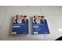 AAT Level 3 + Level 4 books / Home Learning College