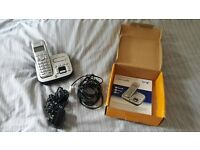 BT Studio Plus 4500 DECT Cordless Telephone with Answer Machine