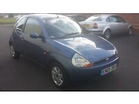 💲 CHEAP AS CHIPS - PART EX 💲 2005 Ford KA 1.3 litre petrol Lx 3dr ★ 3 MONTH WARRANTY ★ going now!