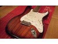 Fender Koa Stratocaster 2006 Limited Edition