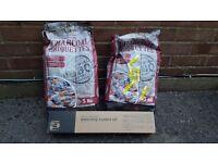 Charcoal Briquettes (10kg) & BBQ Accessory Set