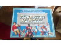 A question of sport board game