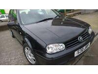 Volkswagen Gol mk4 GTi , 12 months MOT service history only £650