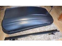 roof box 330L excellent condition!!!