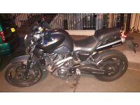 Yamaha MT-03 660cc Graphite Grey Metalised