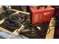180Amp tig/arc welder