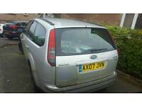 Ford focus estate 07 plate stripping for spares