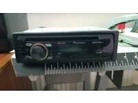 Pioneer cd/radio
