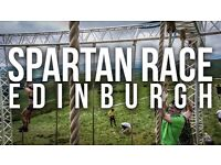 Edinburgh Spartan Sprint Race tickets 23 July