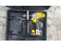 Dewalt DCD985 18V XR Li-ion 3-Speed XRP Combi Drill