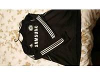 Long sleeved Chelsea goal keeper shirt, 2xl