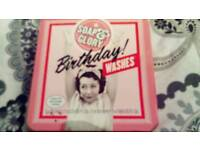 Christmas / birthday soap and glory gift set