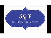 Improver/ plasterer required