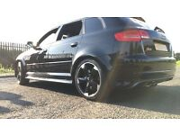 Audi s3 black edition not m3 c63 rs4 rs3 m135i r32 quattro tfsi turbo