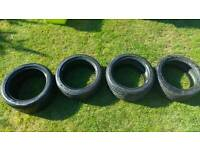 4 tyres for FREE