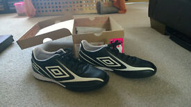 Umbro Astroturf Trainers size 10 BRAND NEW AND UNUSED