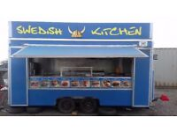 Catering trailer Lpg Equipment kebab machine griddle Bain marie Fryers Burco gas griddle