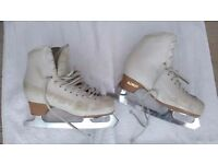 Edea Overture Ice skates to fit shoes size 3 1/2