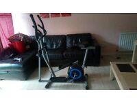 Pro fitness Excersice bike