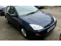 Ford focus 1. 8 cheap cheerful proven reliability