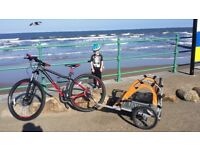 Voodoo Aizan 29r Hardtail mountain bike swop for car
