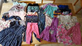 Girls Clothes Bundle, 12-18 months