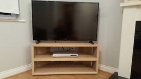 Corner TV Stand Dunelm hardly used
