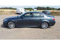 2008 (57) BMW 530D E60 3.0 DIESEL M SPORT SALOON LCI (Xenon)