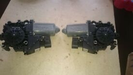 AUDI A3 8L 96-03 3DR ELECTRIC WINDOW MOTORS x 2