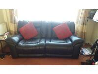 3 seater recliner sofa.