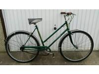 """Dawes """"Diana"""" Ladies Vintage Town Bicycle"""