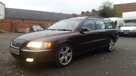 **LONG MOT** 2006 VOLVO V70 AUTOMATIC 2.4 D5 SE 5 DOOR ESTATE **GOOD HISTORY+AMAZING DRIVE**