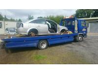 Wanted all scrap cars and vans