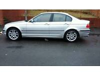 BMW 325 i automatic with all extras