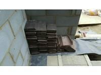 Marley eternit tilles + corner tiles