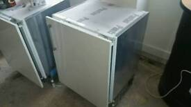 Bosch 600mm integrated refrigerators