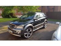 KIA Sorento 2.5 CRDi XT 5dr 4x4, very clean no smoking or dogs, stunning look and condition