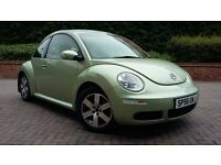 Volkswagen Beetle 1.6 Luna 3dr ++ 1 prv keeper ++ Leather Seats ++ Immaculate Condition