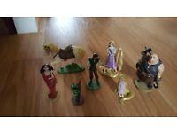 Disney's Tangled character playset