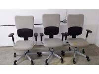 STEELCASE STRAFOR OFFICE CHAIRS - VARIOUS DESIGNS COLOURS