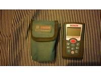 Bosch laser range finder DLE50
