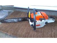 STIHL 028 AV WoodBoss Petrol Chainsaw